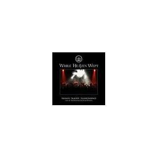 WHILE HEAVEN WEPT - TRIUMPH: TRAGEDY: TRANSCENDENCE - LIVE AT THE HAMMER OF DOOM FESTIVAL (LTD EDITION ORANGE VINYL, GATEFOLD) 2LP (NEW)