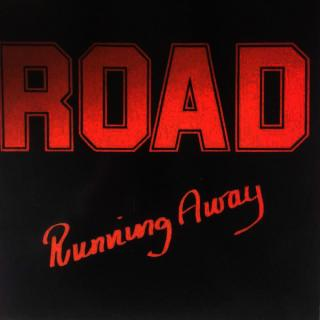 "ROAD - RUNNING AWAY (AUTOGRAPHED) 12"" LP"