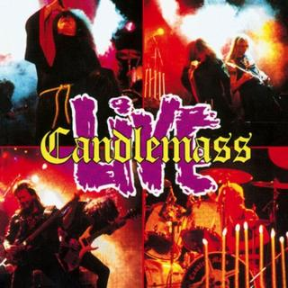 CANDLEMASS - LIVE (GATEFOLD) 2LP (NEW)