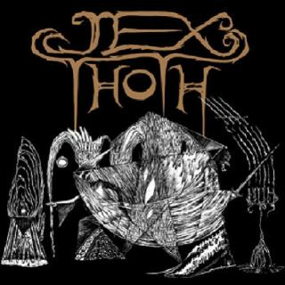JEX THOTH - WITNESS EP LP (NEW)