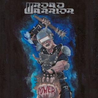 ROAD WARRIOR - POWER CD (NEW)