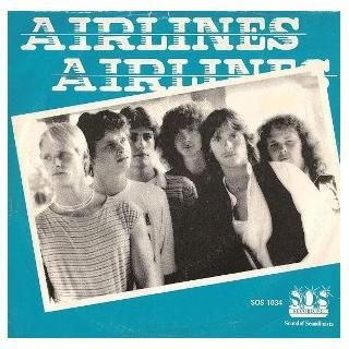 "AIRLINES - CHARTERRESAN 7"""