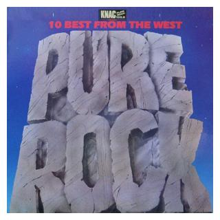 V/A - KNAC PURE ROCK 105.5 - 10 BEST FROM THE WEST LP