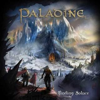 PALADINE - FINDING SOLACE CD (NEW)