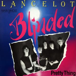 "LANCELOT - PRETTY THING/BLINDED 12"" LP"