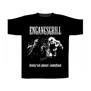 ENGANGSGRILL - WORSHIP ME (SIZE: M) T-SHIRT (NEW)