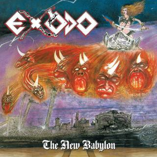 EXODO - THE NEW BABYLON (REMASTERED + 2 BONUS TRACKS) CD (NEW)