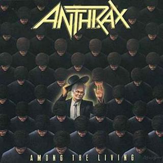 ANTHRAX - AMONG THE LIVING CD