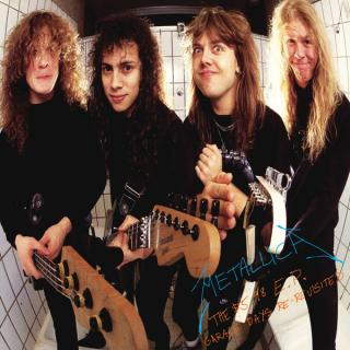 METALLICA - $5.98 E.P. GARAGE DAYS RE-REVISITED (MINIATURE VINYL GATEFOLD COVER, REMASTERED) CD (NEW)