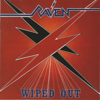 RAVEN - WIPED OUT (JAPAN EDITION INCL. 3 BONUS TRACKS) CD