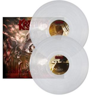 KREATOR - GODS OF VIOLENCE (STRICTLY LTD EDITION CLEAR VINYL, GATEFOLD) 2LP (NEW)