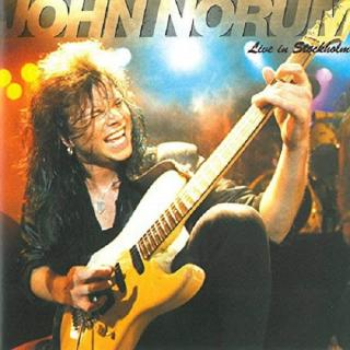 JOHN NORUM - LIVE IN STOCKHOLM E.P. LP