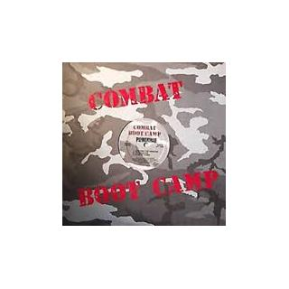 POWERMAD - COMBAT BOOT CAMP EP LP