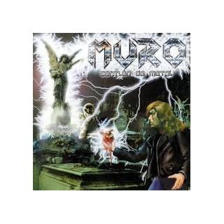 MURO - CORASON DE METAL (GATEFOLD) 2LP (NEW)