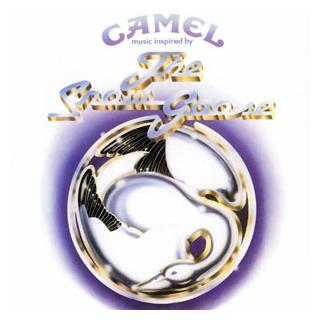 CAMEL - THE SNOW GOOSE (JAPAN EDITION +OBI) LP