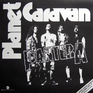PANTERA - PLANET CARAVAN - LIMITED TOUR EDITION CD'S