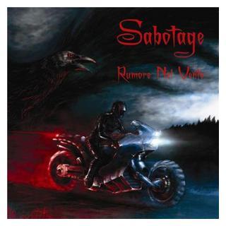 SABOTAGE - RUMORE NEL VENTO (LTD HAND-NUMBERED EDITION 500 COPIES) LP