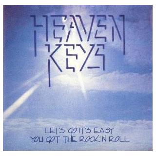 """HEAVEN KEYS - LET'S GO IT'S EASY 7"""""""
