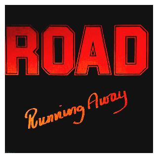 "ROAD - RUNNING AWAY 12"" LP"