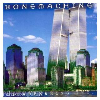 BONEMACHINE - DISAPPEARING INC. (JAPAN EDITION +OBI) CD