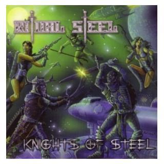 "RITUAL STEEL - KNIGHTS OF STEEL 7"" (NEW)"