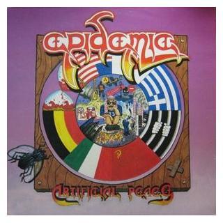 EPIDEMIC - ARTIFICIAL PEACE MLP (ORG PRIVATE PRESS) LP
