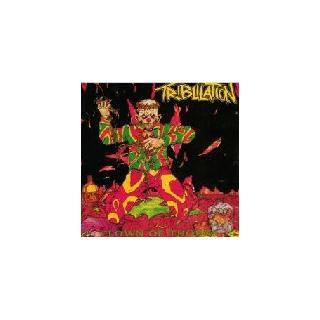 TRIBULATION - CLOWN OF THORNS - LP
