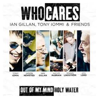 """IAN GILLAN/TONY IOMMI - WHO CARES 7"""" (NEW)"""