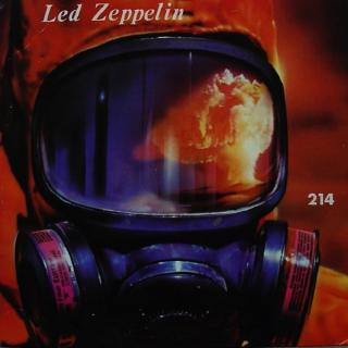 Led Zeppelin 214 Live In Seattle 1975 2lp No Remorse