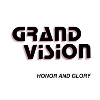 """GRAND VISION - HONOR AND GLORY (LTD EDITION 1000 COPIES) 7"""""""
