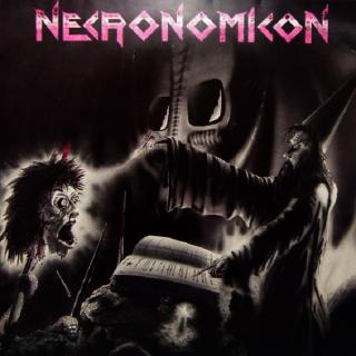 NECRONOMICON - APOCALYPTIC NIGHTMARE (FIRST EDITION) LP