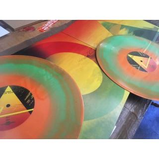 THE NIGHT FLIGHT ORCHESTRA - SKYLINE WHISPERS (LTD EDITION 400 HAND-NUMBERED COPIES, COLORED VINYL, GATEFOLD) 2LP (NEW)