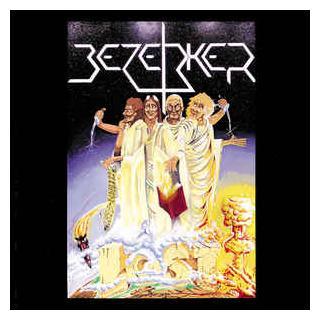 BEZERKER - LOST LP