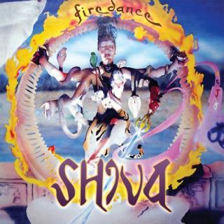 SHIVA - FIREDANCE (LTD EDITION 400 COPIES, + 2 BONUS TRACKS) CD (NEW)