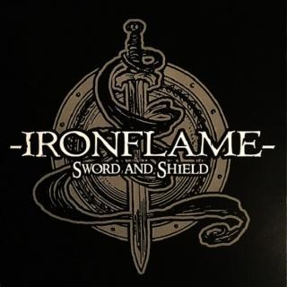 """IRONFLAME - TALES OF SPLENDOR AND SORROW (US PRESS LTD EDITION 200 COPIES INCL. BONUS 7"""") LP/7"""" (NEW)"""