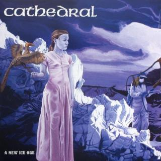 """CATHEDRAL - A NEW ICE AGE 12"""" LP (NEW)"""