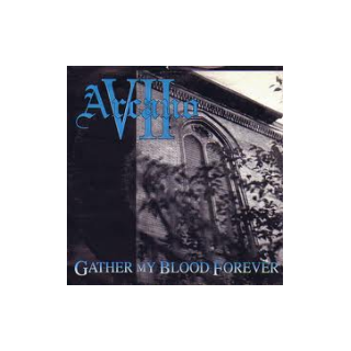 ARCANO VII - GATHER MY BLOOD FOREVER 7""