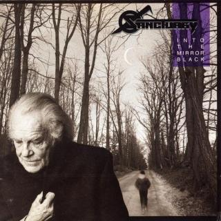 SANCTUARY - INTO THE MIRROR BLACK (FIRST EDITION) CD