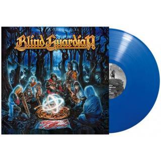 BLIND GUARDIAN - SOMEWHERE FAR BEYOND (2018 REISSUE, LTD EDITION 500 COPIES BLUE VINYL, GATEFOLD) LP (NEW)