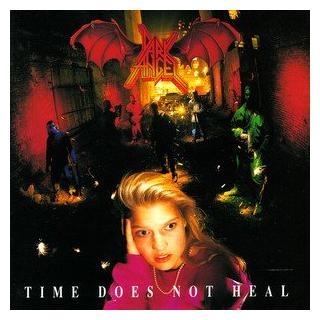 DARK ANGEL - TIME DOES NOT HEAL (JAPAN EDITION, MINIATURE VINYL COVER, +OBI) CD