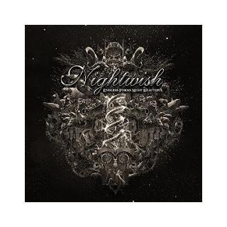 NIGHTWISH - ENDLESS FORMS MOST BEAUTIFUL (LTD HAND-NUMBERED EDITION 300 COPIES LIGHT BLUE VINYL, GATEFOLD) 2LP
