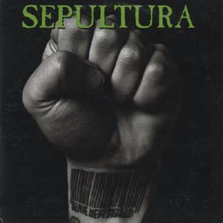 SEPULTURA - SLAVE NEW WORLD (JAPAN EDITION) CD