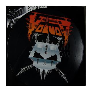 VOIVOD - THRASHING RAGE (LTD EDITION PICTURE DISC) LP