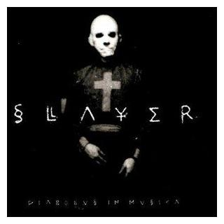 SLAYER - DIABOLUS IN MUSICA (JAPAN EDITION +OBI) CD