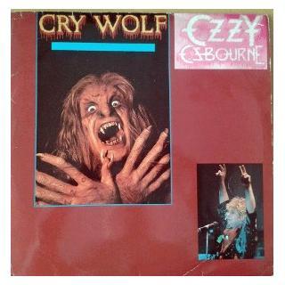 OZZY OSBOURNE - CRY WOLF (LTD EDITION DOUBLE VINYL) 2LP