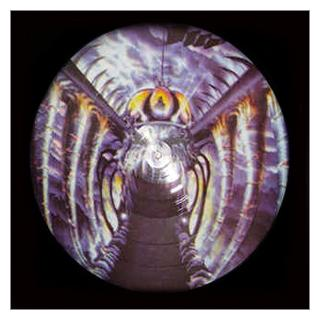 "SINDROME - INTO THE HALLS OF EXTERMINATION (LTD EDITION 250 COPIES PICTURE DISC) 12"" LP"
