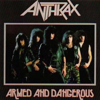 ANTHRAX - ARMED AND DANGEROUS (MEGAFORCE MID-PRICE COLLECTION +2 BONUS TRACKS) CD