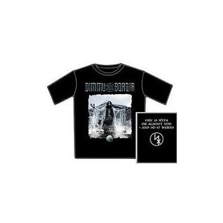 DIMMU BORGIR - TWO SIDE PRITNED (SIZE: XL) T-SHIRT (NEW)