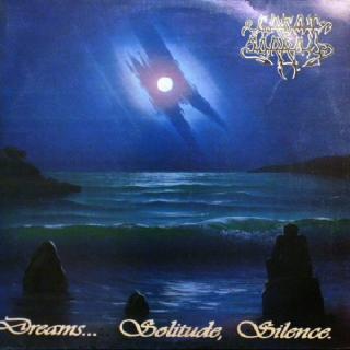 GREAT SORROW - DREAMS...SOLITUDE, SILENCE LP