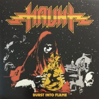 HAUNT - BURST INTO FLAME CD (NEW)